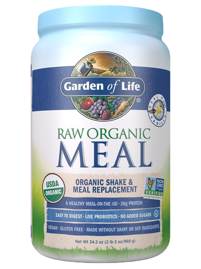 garden of life meal replacement review