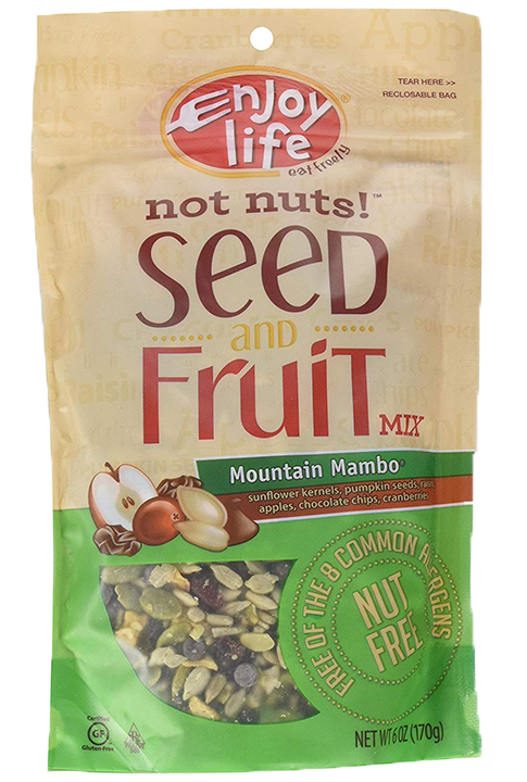 Not Nuts Seed and Fruit Mix Mountain Mambo