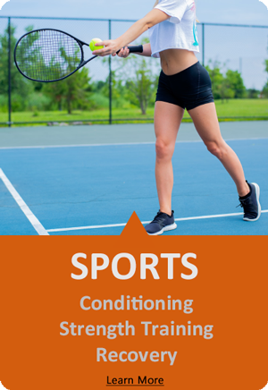 sports conditioning training and recovery